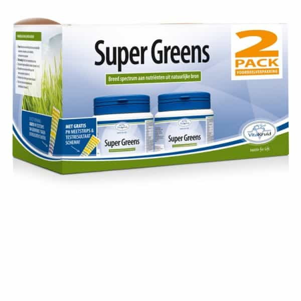 SuperGreens 2 pack