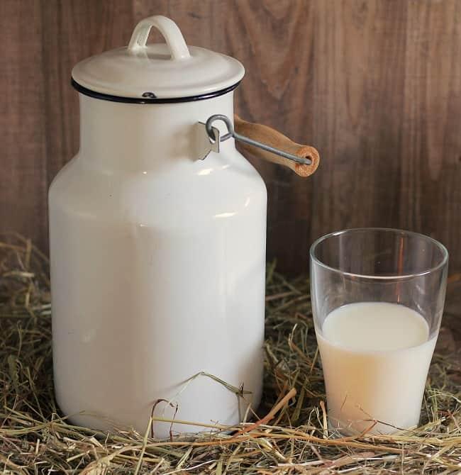 krijg je sterke botten van melk drinken?